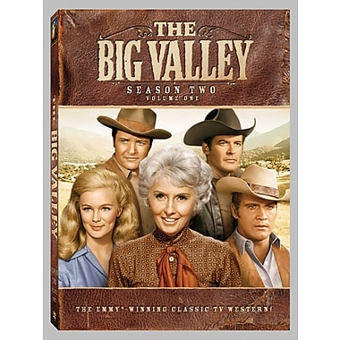Big Valley Season 2 Volume 1
