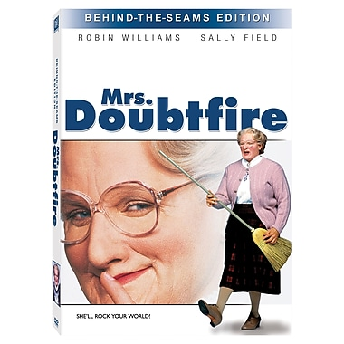 Mrs Doubtfire w/ Essentials Faceplate