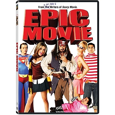 Epic Movie RATED Version
