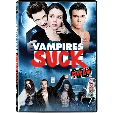 Vampires Suck Extended Bite Me Edition