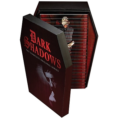 Dark Shadows: The Complete Original Series (Deluxe DVD Edition)