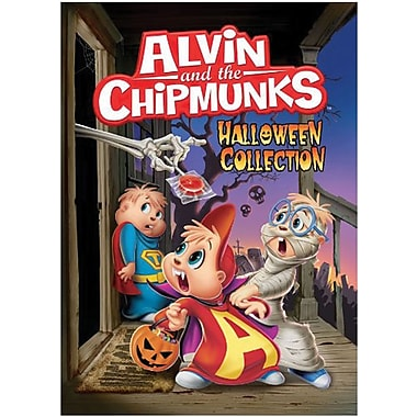 Alvin and The Chipmunks: Halloween Collection DVD