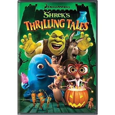 Shrek's Thrilling Tales DVD
