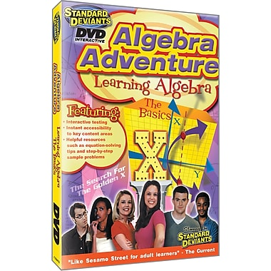 Algebra Adventure Part 1