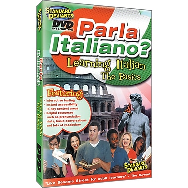 Italian Program 1: Parla Italiano? The Basics