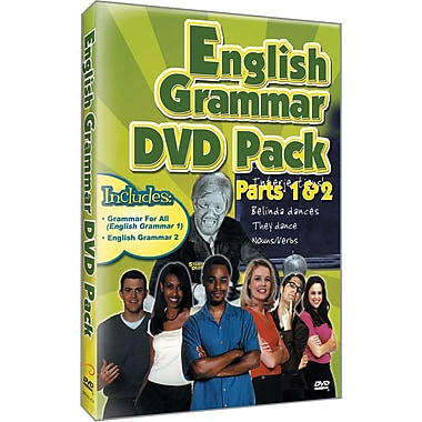 English Grammar (2 Pack)