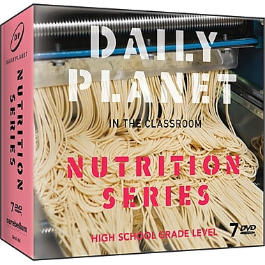 Daily Planet in the Classroom: Nutrition Super Pack