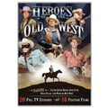 Heroes of the Old West 4 Disc DVD Collection