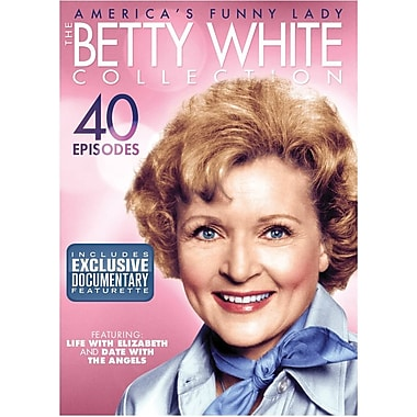 Betty White Collection - America's Funny Lady [4 Disc DVD Set]