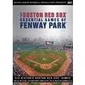 The Boston Red Sox: Essential Games of Fenway Park DVD SET