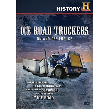 Ice Road Truckers: On and Off The Ice DVD
