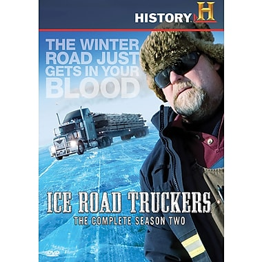 Ice Road Truckers: The Complete Season 2 DVD SET