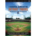 Essential Games of the Detroit Tigers DVD SET