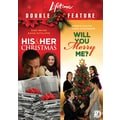 Lifetime Double Feature: His & Her Christmas / Will You Merry Me? DVD SET