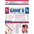 St. Louis Cardinals, The: Greatest Games of Busch Stadium 1966 - 2005 DVD SET