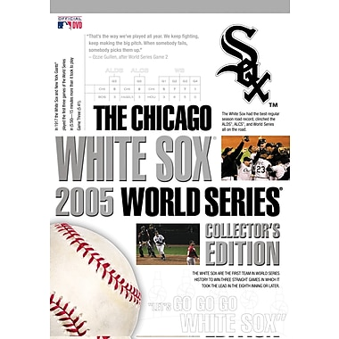 Chicago White Sox, The: 2005 World Series Collector's Edition DVD SET