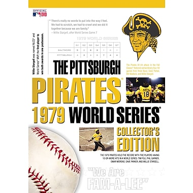 Pittsburgh Pirates, The: 1979 World Series Collector's Edition DVD SET