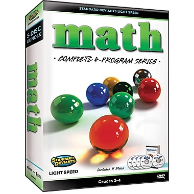 Light Speed Math: The Basics Bundle (5 Pack)