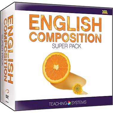 English Composition Super Pack (7 Pack)