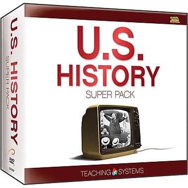 U.S. History Super Pack (6 Pack)