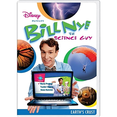 Bill Nye the Science Guy®: Earth's Crust Classroom Edition