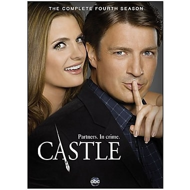 Castle Season 4 [5-Disc Set]