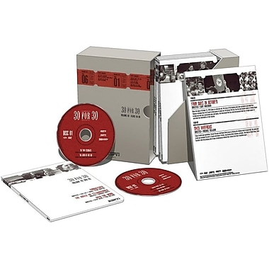 ESPN Films 30 for 30: Volume 2 Set (Films 16 - 30) [6-Disc Set]