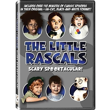 Little Rascals: Scary Spoktacular DVD
