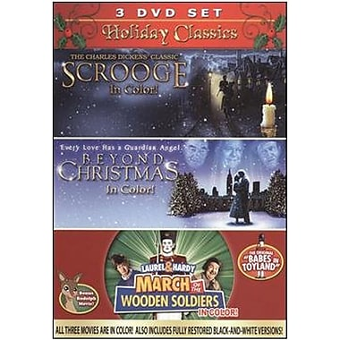 Holiday Classics 3 Movie Collection [3-Disc Set]
