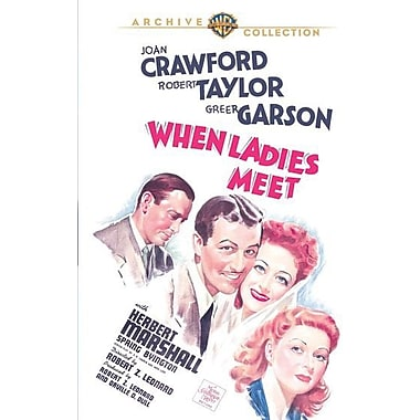 When Ladies Meet (1941)