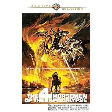 4 Horsemen of the Apocalypse (1962)