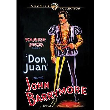 Don Juan (1926) + Opening Shorts