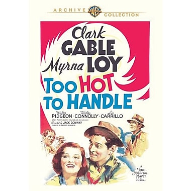 Too Hot To Handle (1938)