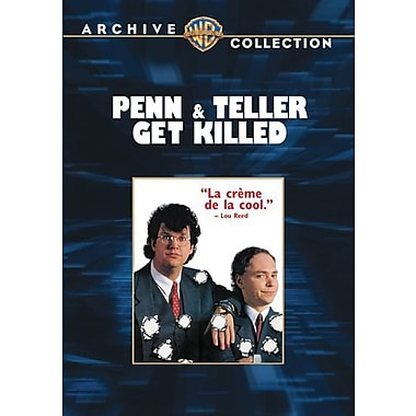 Penn & Teller Get Killed