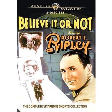Ripley's Believe It or Not (1930-32)