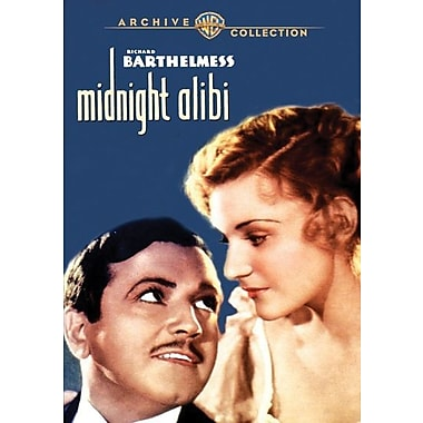 Midnight Alibi (1934)