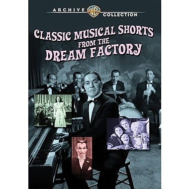 Classic Musical Shorts from the Dream Factory