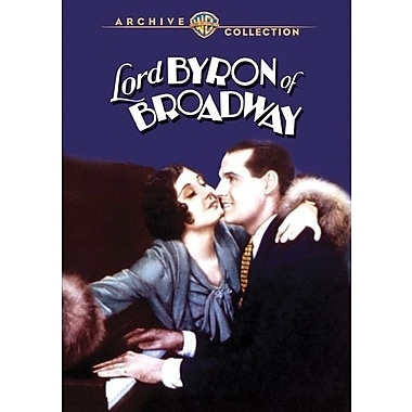 Lord Byron of Broadway (1930)