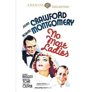 No More Ladies (1935)