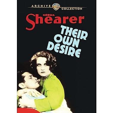 Their Own Desire (1929)
