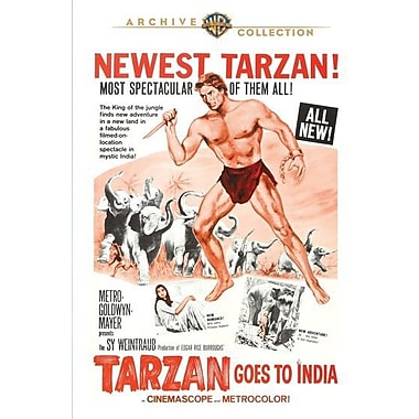 Tarzan Goes to India (1962)