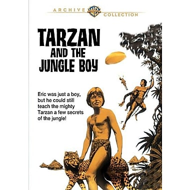 Tarzan and the Jungle Boy (1968)