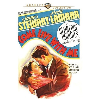 Come Live With Me (1940)