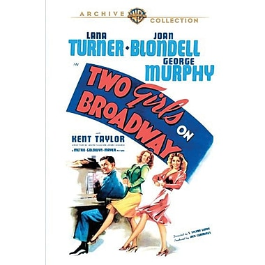 Two Girls on Broadway (1940)