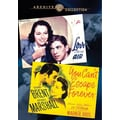 WAC Double Features: You Can't Escape Forever (1937) / Love Is On the Air (1942)