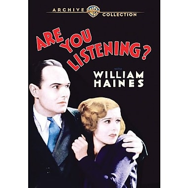 Are You Listening? (1932)