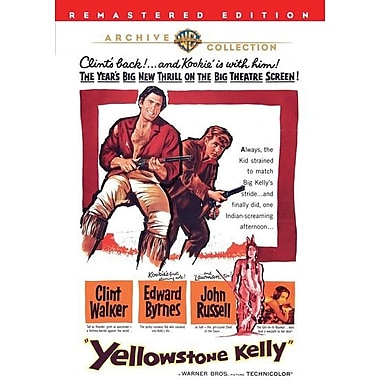 Yellowstone Kelly (1959)