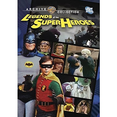Legends of the Super Heroes (1979)