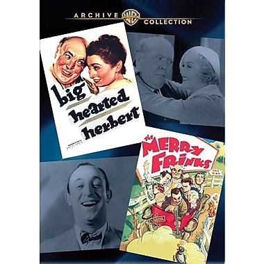 WAC Double Features: Big Hearted Herbert/Merry Frinks