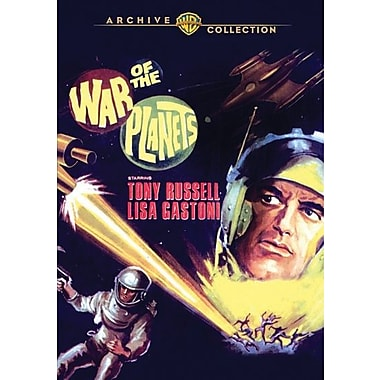 War of the Planets (1966)